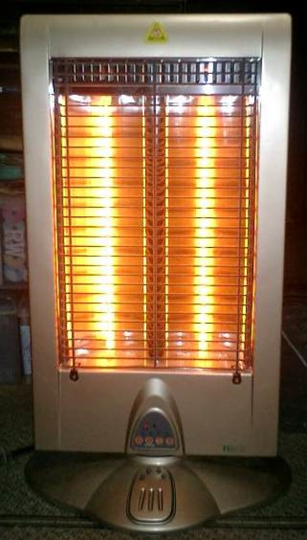 bron : https://commons.wikimedia.org/wiki/File:Halogen-Heater.jpg